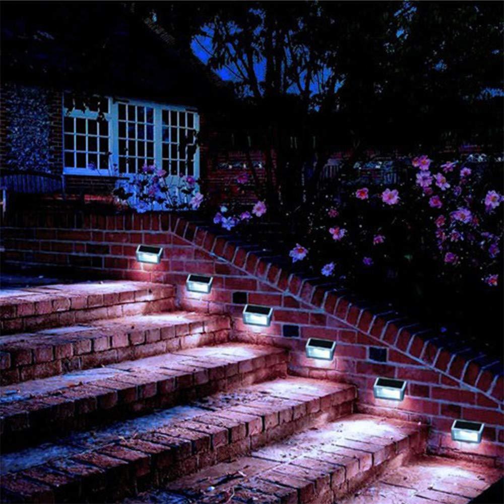 Luz Solar Led De Jardín Sensor Exterior Luz Led Impermeable Luz De Inundación Terraza Iluminación De Emergencia Carril De Construcción Luz Especial Jardín Lámpara De Ahorro De Energía: Amazon.es: Iluminación