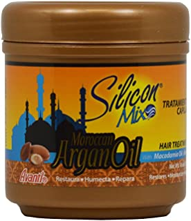 Silicon Mix Argan Oil Treatment, 16 Ounce