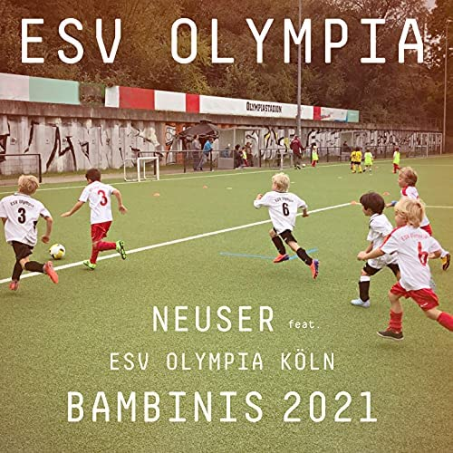 Neuser feat. ESV Olympia Köln Bambinis 2021