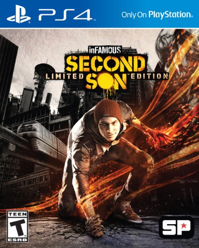 inFAMOUS Second Son (輸入版:北米) - PS4