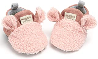 Infant Baby Boys Girls Cartoon Shoes Soft Sole Non-Slip Newborn Toddler First Walker Crib Shoes