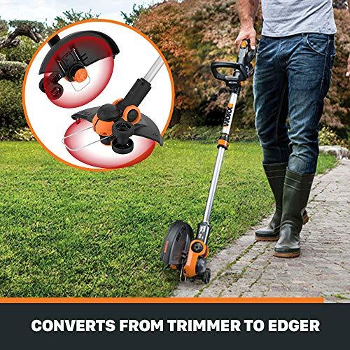 Worx 20V 12inch Cordless Trimmer/Edger