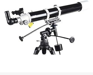 SXMY Teleskop för vuxna astronomi nybörjare 900 mm fokalvidd astronomi teleskop med justerbart stativ, bästa astronomigåvan