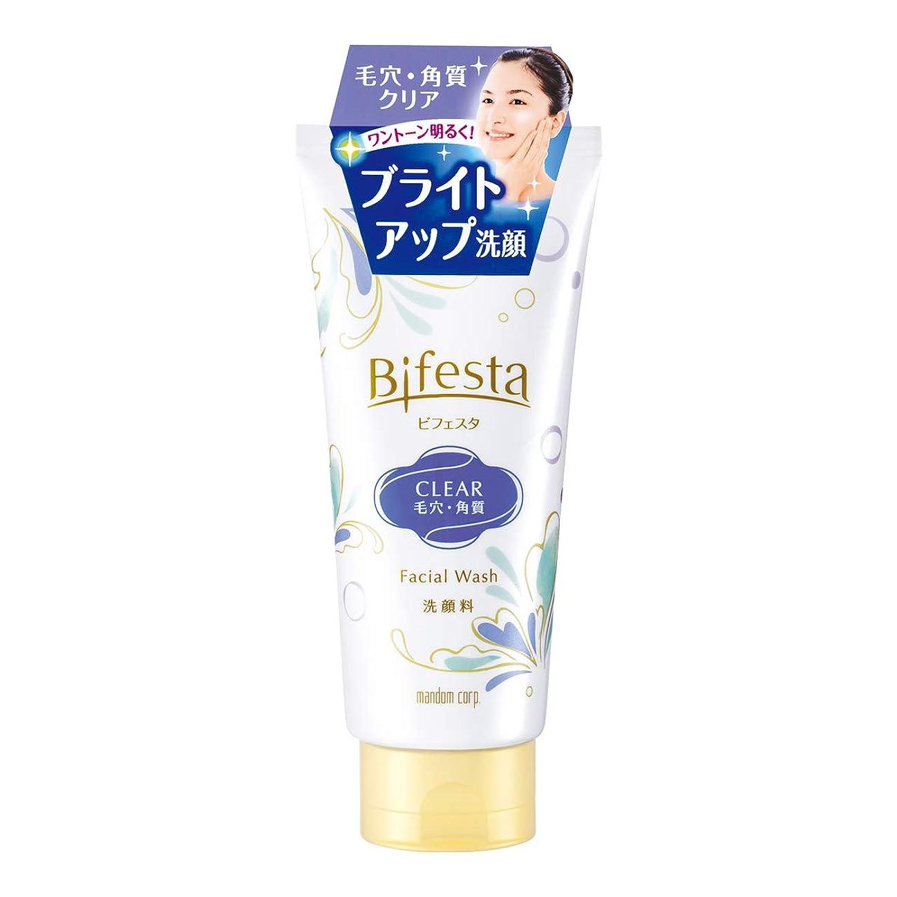 サーバントスコットランド人ビフェスタ(Bifesta)洗顔 クリア 120g 毛穴?角質クリアタイプの洗顔料
