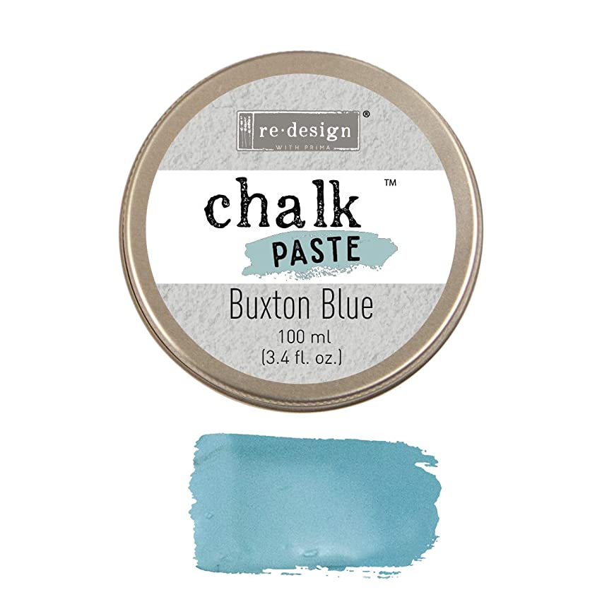 Prima Marketing Inc. 635343 Redesign Chalk Paste, Buxton Blue