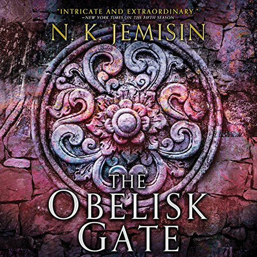 The Obelisk Gate  By  cover art