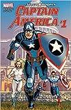 CAPTAIN AMERICA STEVE ROGERS #1 Cover A