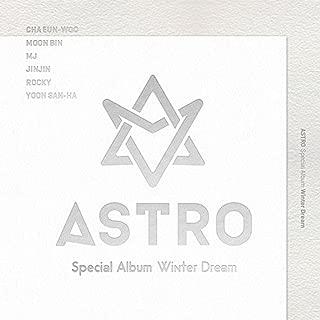 ASTRO KPOP Special Album [Winter Dream] CD + Photobook + 2 Photocards + Postcard + Paper Stand