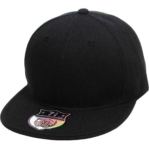 7ca98cf63d0 KBETHOS The Real Original Fitted Flat-Bill Hats True-Fit