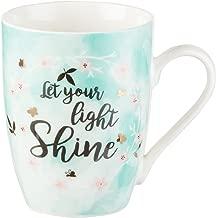 Let Your Light Shine - Matthew 5:16 Coffee Mug, Sparkle Collection
