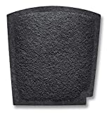 Hamilton Beach TrueAir Replacement Carbon Filter for Odor Eliminators, Neutralizes Pet Smells, 1-Pack (04294G)