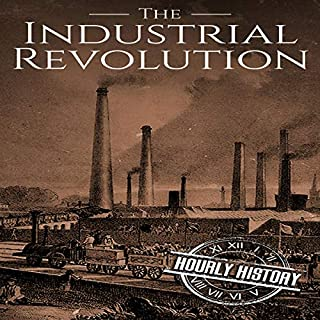 The Industrial Revolution audiobook cover art