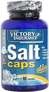 Victory Endurance Salt Caps. 90 capsulas. Con un aporte extra