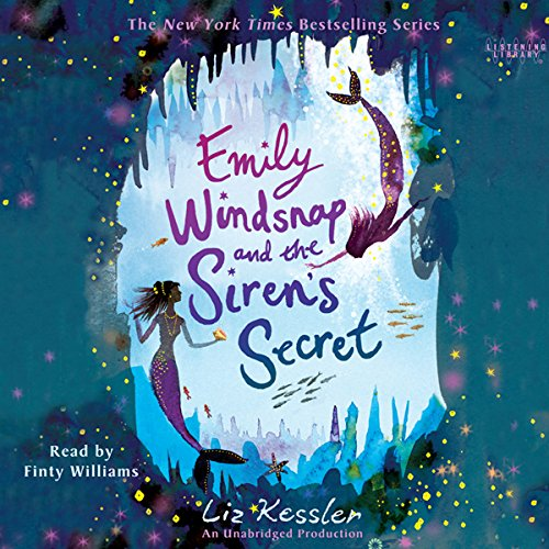 Emily Windsnap and the Siren's Secret cover art