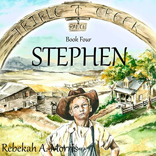 Stephen  By  cover art