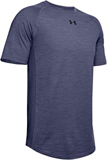 Under Armour Men's Charged Cotton Short Sleeve Top