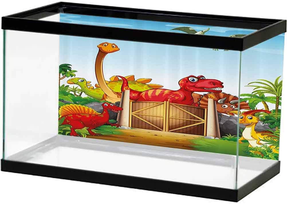 Kids Tank Background Poster Backdrop St Decoration Paper Shipping included Free shipping anywhere in the nation Cartoon