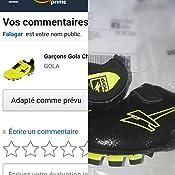 Chaussures de football Gola Ativo 5 pour gar/çons et filles