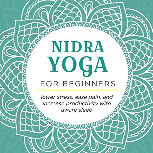 『Nidra Yoga for Beginners』のカバーアート