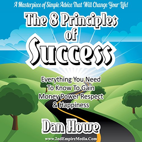 The 8 Principles of Success audiobook cover art