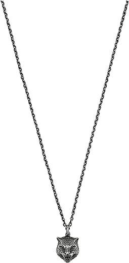 Gucci 60cm Gatto Necklace