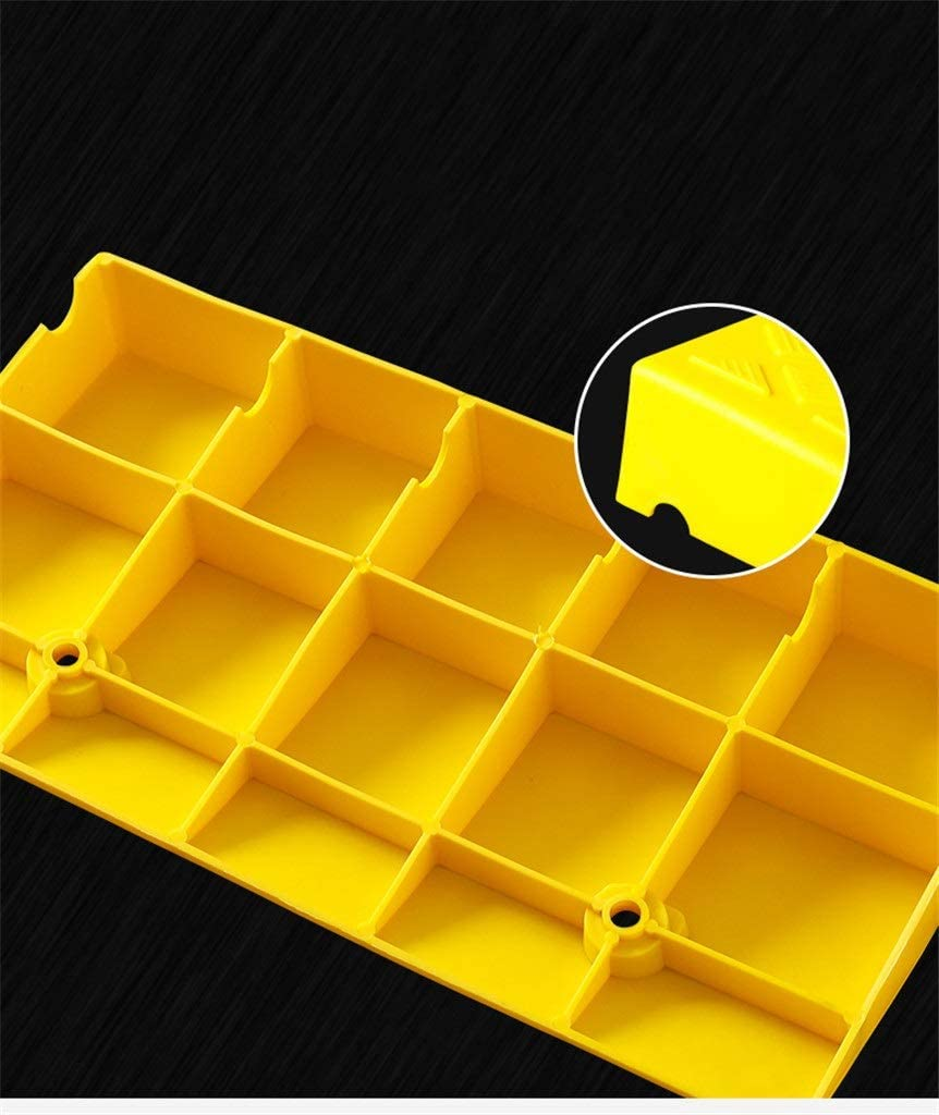 Home Garage Ramps Uphill Threshold Ramps for Bikes and Skateboards 11 way bike CSQ-Ramps Stable Curb Ramps Color : Yellow, Size : 504017CM Plastic Triangle Ramps Kerb Ramps