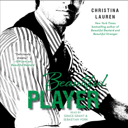 Beautiful Player                   Auteur(s):                                                                                                                                 Christina Lauren                               Narrateur(s):                                                                                                                                 Grace Grant,                                                                                        Sebastian York                      Durée: 10 h et 19 min     16 évaluations     Au global 4,6