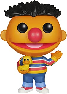 Funko POP TV: Sesame Street Ernie Action Figure