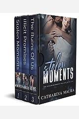 The Stolen Moments Trilogy Box Set Kindle Edition