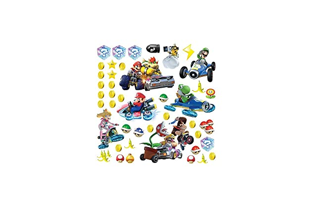 Best mario stickers for kids | Amazon com