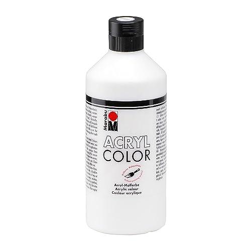 Acrylfarbe Weiß Amazonde