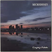 microdisney everybody is fantastic