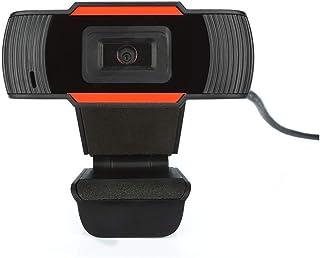 غطاء كاميرا الويب 30-degree Rotatable 2.0 HD Camera With Microphone, 1080p USB Camera, Video Camera, Suitable For PC كامير...