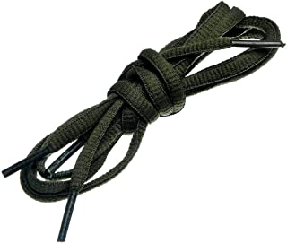 olive green shoelaces