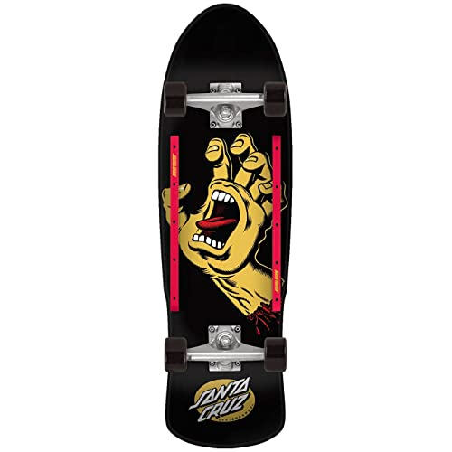 Santa Cruz Screaming Hand Cruiser Skateboard 9.42