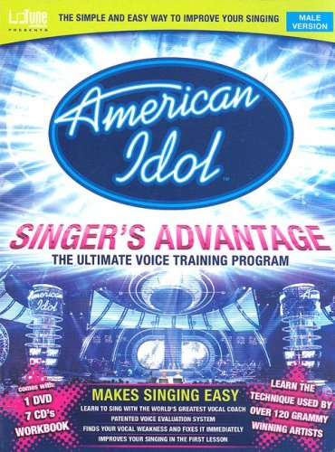 American Idol Singer's Advantage - Male Version (DVD Entertainment Size Package)