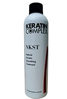 Keratin Complex Natural Keratin Smoothing Treatment 16oz With Beautify Comb