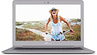 ASUS ZenBook UX330UA-AH54 13.3-inch LCD Ultra-Slim Laptop (Core i5 Processor, 8GB DDR3, 256GB SSD, Windows 10) w/ Harman Kardon Audio, Backlit keyboard, Fingerprint Reader