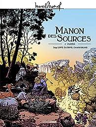 Manon des sources, tome 2 (BD) par Serge Scotto
