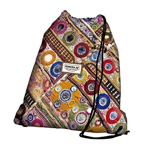 Senfort Gypsy Bolsillo Suelto para Mochila, 43 cm, Naranja