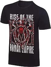 Roman Reigns Rise of The Roman Empire T-Shirt Black 3XL