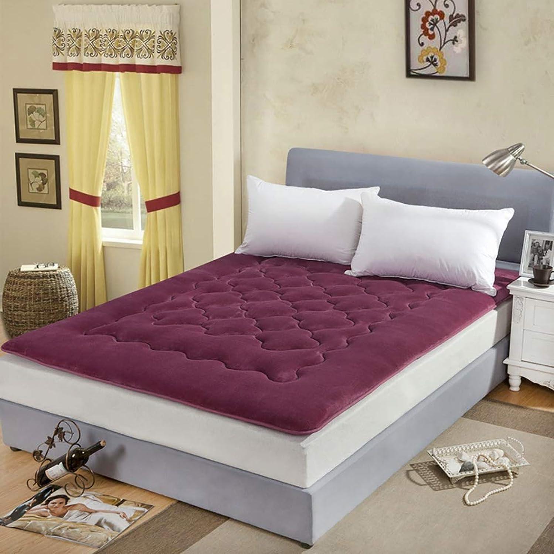 Tatami Floor Mat, High Density Mattress Foldable Futon Tatami Mattress No Deformation Rebound,90x200cm(35x79inch)