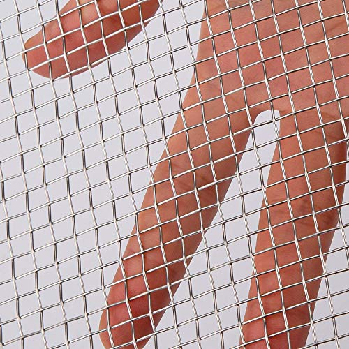 Zomine 5 Mesh 304 Stainless Steel Woven Wire-12