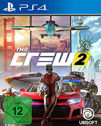 The Crew 2 - PlayStation 4 [Importación alemana]