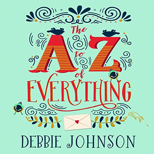 The A - Z of Everything audiobook cover art