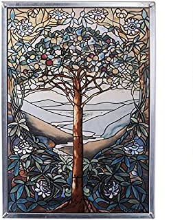 Best stained glass wall art Reviews