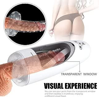 ucking Machine, 360° Rotating Suction, Intelligent Voice Interaction, 3D Spiral Channel, Men's mǎsturbation Massager