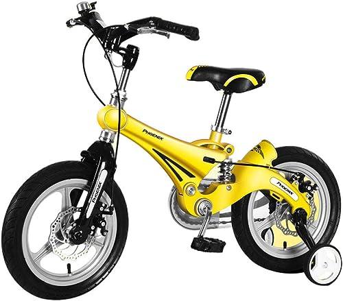 Centro comercial profesional integrado en línea. Bicicleta Bicicleta Bicicleta para Niños 2 14 16 Pulgadas Bicicleta para Niños 2-4-6-8 años Carro De Bebé Boy Girl Bicicleta con Rueda De Entrenamiento Bicicleta para Niños Marco De AleacióN De Magnesio  Tienda 2018