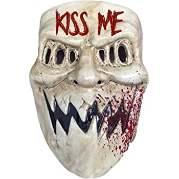 The Rubber Plantation TM 619219291729 The Purge Mask Kiss Me ...