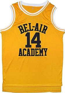 Afuby Bel Air Academy Jersey #14 Basketball Jerseys S-XXXL